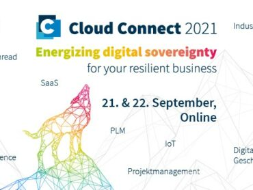 CONTACT Cloud Connect 2021: Energizing digital sovereignty for your resilient business