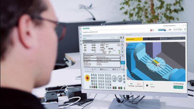"""Werkzeugmaschinen: Mit dem """"digital native""""-CNC-Ansatz in die Zukunft"""