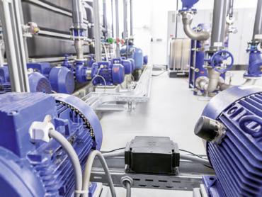 Industrial IoT: Elektromotoren einfach in bestehende Datennetzwerke integrieren