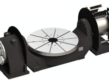 Getriebetechnik: Werkstücke präzise schwenken und halten