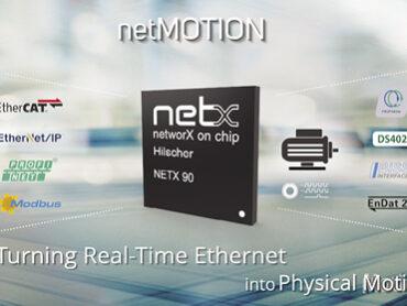 Bewegungssteuerung per Single-Chip-Lösung
