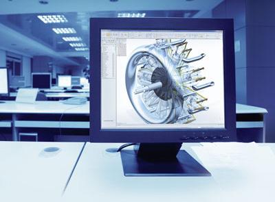 Das 2D/3D-CAD-System Solid Edge mit integrierter Synchronous Technology kombiniert die direkte mit der parametergesteuerten Modellierung und ermöglicht so einen effizienten und flexiblen Konstruktionsprozess.