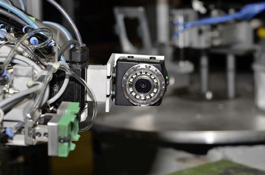 Vision-Sensor von Balluff.