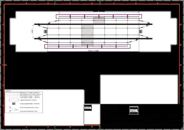 Für den Vertrieb werden Detailzeichnungen als PDF ausgegeben.