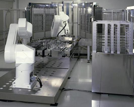 """Die Echtzeit-Schnittstelle Unival Drive aus dem Software-Programm von Stäubli Robotics ist eine """"Ready-to-Plug""""-Lösung zur Ansteuerung aller Stäubli-Roboter mit einem generischen Motion Controller."""