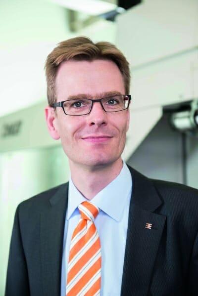 Dr. Jan Stefan Michels leitet bei Weidmüller die Standard- und Technologieentwicklung.