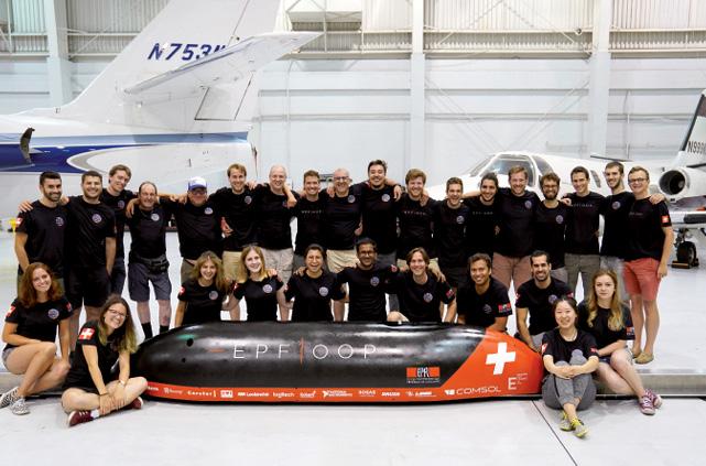Hyperloop-Wettbewerb