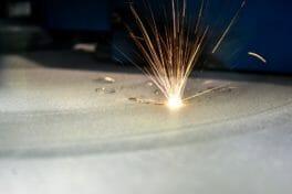 Direktes Metall-Lasersintern