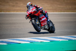 Ducati Corse fährt immer stärker auf Simulation ab.