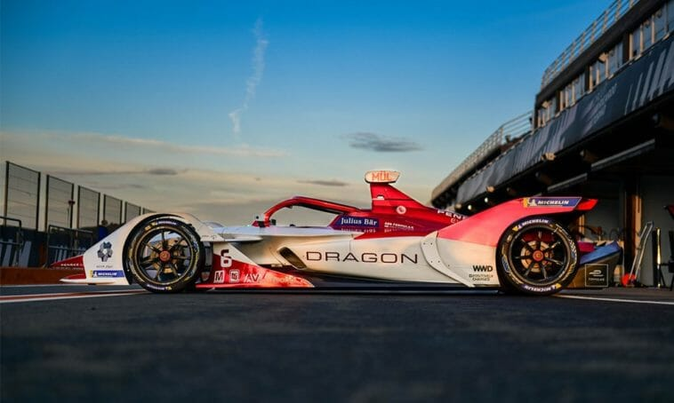 Formel-E-Team Dragon