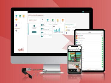 AR-Software-Plattform: Sicher und mobil über die Datenbrille hinaus