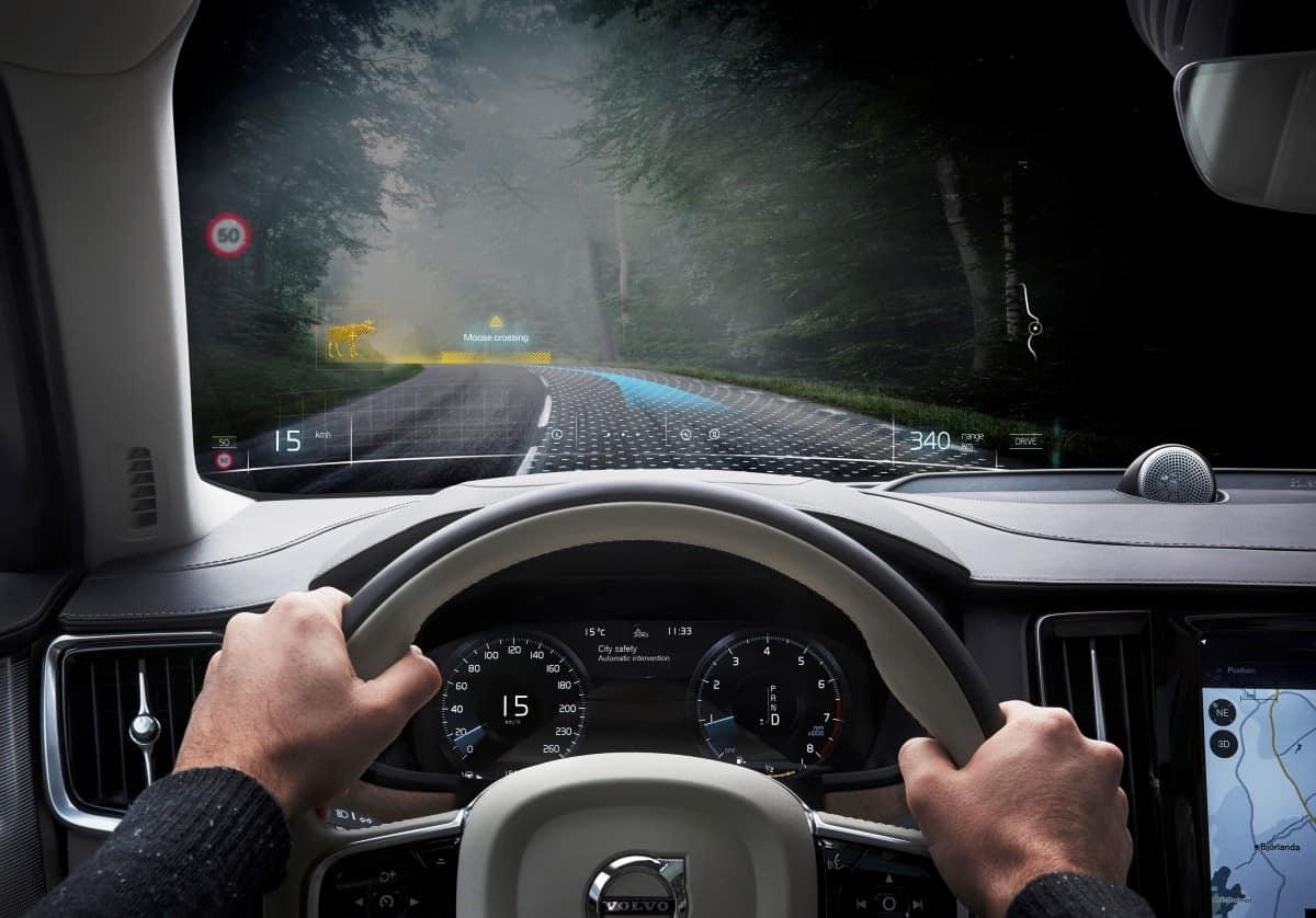 Neuartige MR-Anwendung in der Automobilentwicklung
