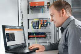 Remote arbeiten in der Industrie