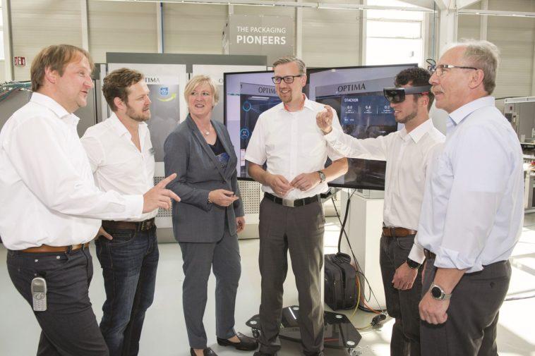 Virtual Reality Maschinenbau Augmented Reality