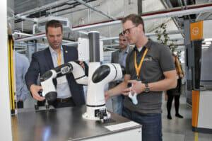 Healthcare: Hahn Automation eröffnet neuen Standort