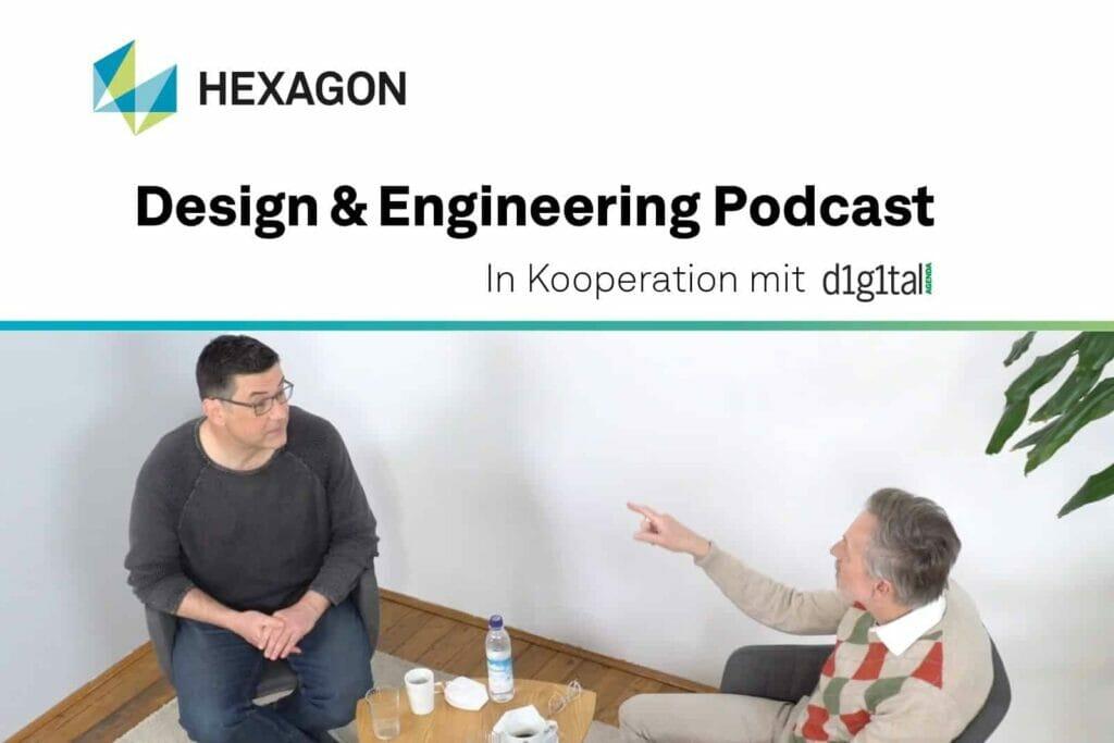 Neue Podcast-Reihe zeigt Bedeutung von CAE und Simulationen auf