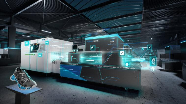 Siemens Formnext Referenzfabik