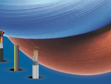 Kabel und Leitungen: Robuste Lösungen aus TPC und TYP