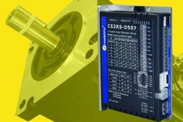 ofort verfügbar ab Stückzahl 1 ist das neue Komplettset aus Schrittmotor, Encoder und Steuerung von KOCO MOTION.
