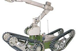 Multiturn-Sensoren rekrutieren für den Kampfmittel-Räumdienst