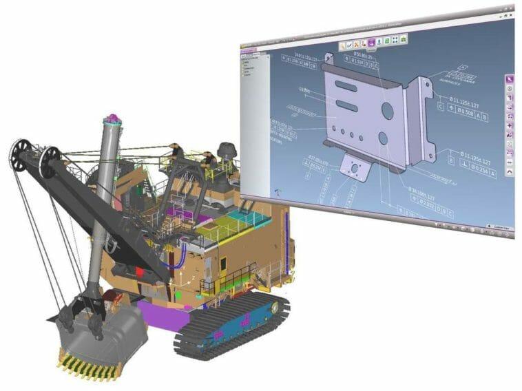 CAD-Simplifier: Schneller zu Performance und Know-how-Schutz im VR