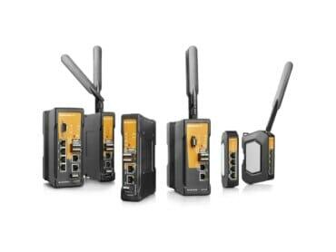 Industrial Security Router: Damit kommunizieren Maschinen sicher