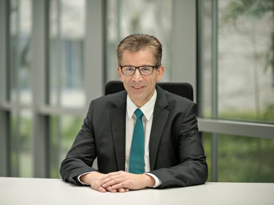 Dr. Matthias Laux ist Vice President Product Delivery Central Europe bei der Sage Software GmbH.