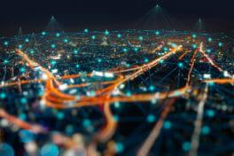Smart City Konzept