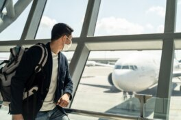 Corona-Pandemie: So sichert der Flughafen Peking seine Fluggäste
