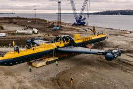 Energie-Lieferant Mond: Antriebsstränge fürs Gezeitenkraftwerk