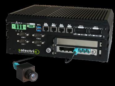 Digitale Bilddatenverarbeitung: Das zeigt Solectrix auf der Embedded World