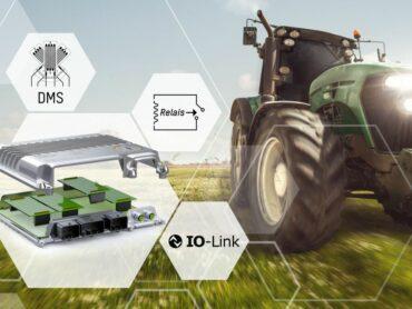 Neue Optionsplatinen: B&R erweitert Steuerungssystem für mobile Maschinen