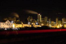Fabrikanlage.