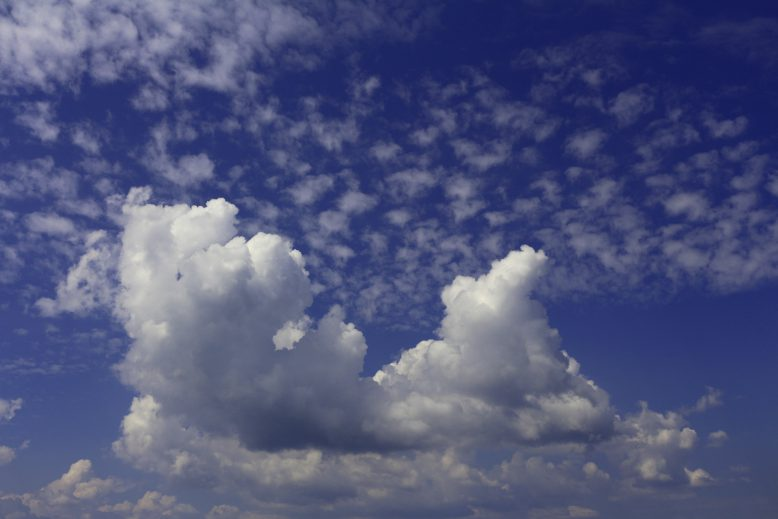Die Cloud.
