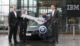 Zusammenarbeit BMW und IBM