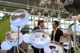 Die CeBIT konzentriert Technologien und Lösungen rund um IoT zentral in Halle 13.