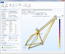 comsol_bike_frame_analyzer_simulation_app_1