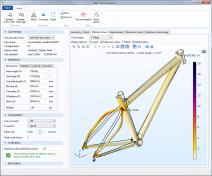 comsol_bike_frame_analyzer_simulation_app_1