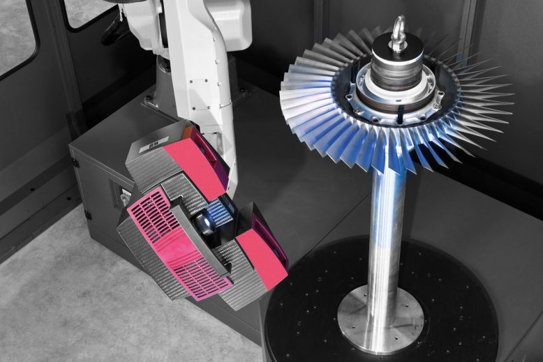 gom_atos_triple_scan_16m_automated_measurement_blisk