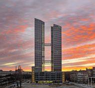 Die Highlight Towers in München sind neuer Standort des IBM-Geschäftsbereichs IoT.