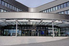 Konzernzentrale IBM in Ehningen