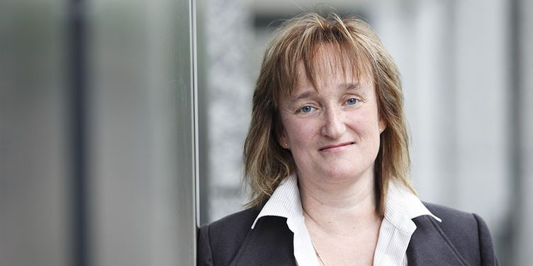 Prof. Dr.-Ing. Ina Schieferdecker, FU Berlin.