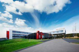 Firmenzentrale der Itelligence AG.
