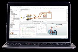 SimulationX: Ebene Koppelgetriebe