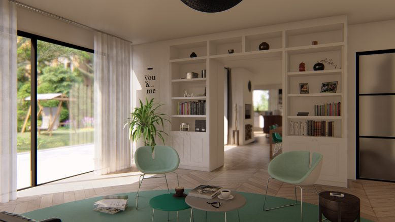lumion_interior_grey-green_theme