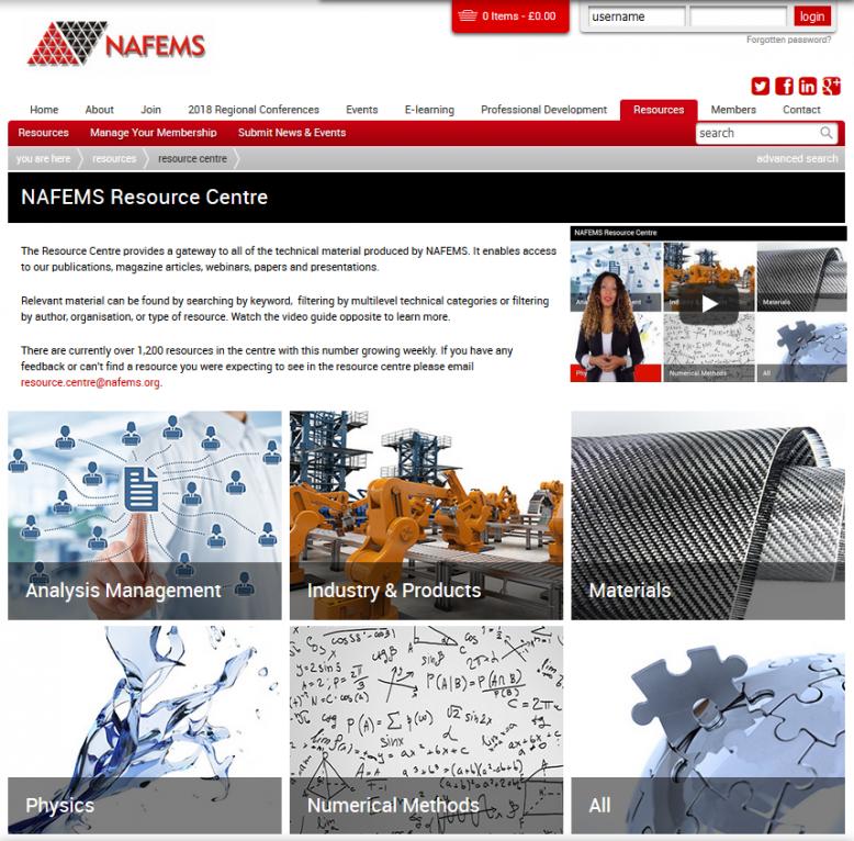 nafems-resource-center
