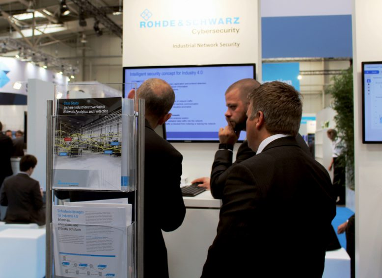 rohde_schwarz_cybersecurity_hannover_messe_2017