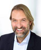 Uwe Bergmann,  Vorstandsvorsitzender von Cosmo Consult.