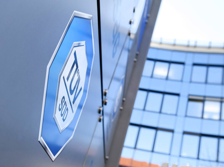 Tüv Süd Logo Zentrale München