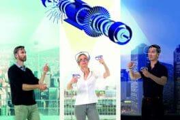 VR - Besprechen und Entwickeln im virtuellem Raum
